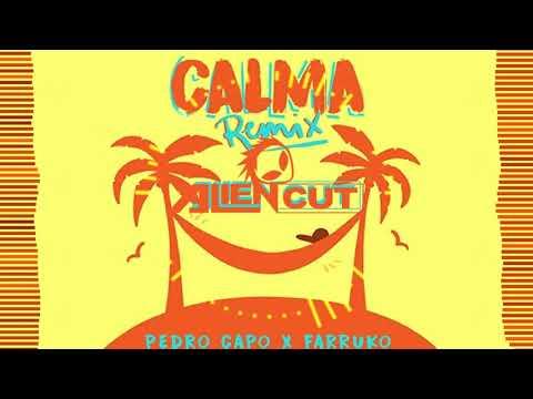 Pedro Capó & Farruko - Calma Alien Cut Remix