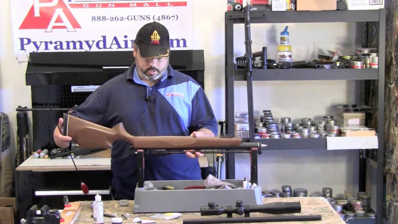 How to Clean your Marauder Barrel - Take AIM Episode 9