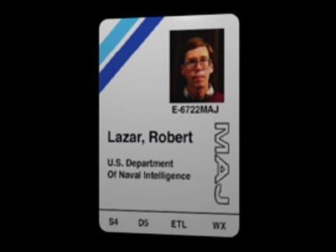 BOB LAZAR: Alien propulsion
