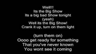 big show theme song crank it up with lyrics