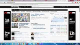 part1 -  للتغلب على سوق الفوركس Tunisie Forex نصائح