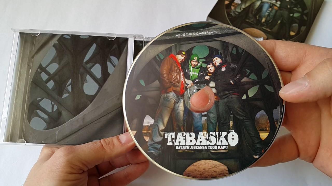 """Prezentacja płyty: TABASKO """"Ostatnia szansa tego rapu"""""""