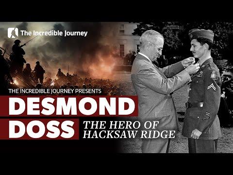 The Hero of Hacksaw Ridge: Desmond Doss