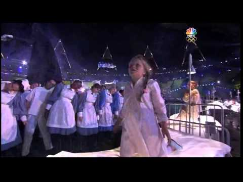 Opening ''Olympic Games London 2012'' -...