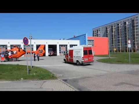 [ERSTMALIG] GW-Logistik FuRW 1 - Feuerwehr Rostock