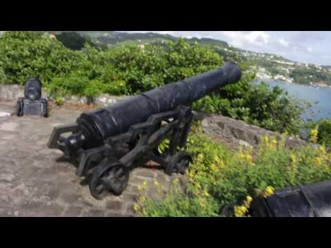 Fort Duvernette / Rock Fort, St. Vincent and the Grenadines - Vlog #95