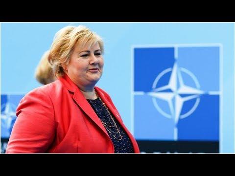Премьер Норвегии заявила об отсутствии военной угрозы со стороны России