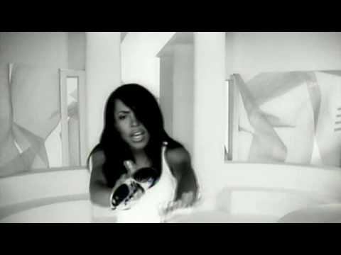 *RARE* Aaliyah Ft Missy Elliott, Ginuwine & Timbaland  One In A Million Remix *With Rap*