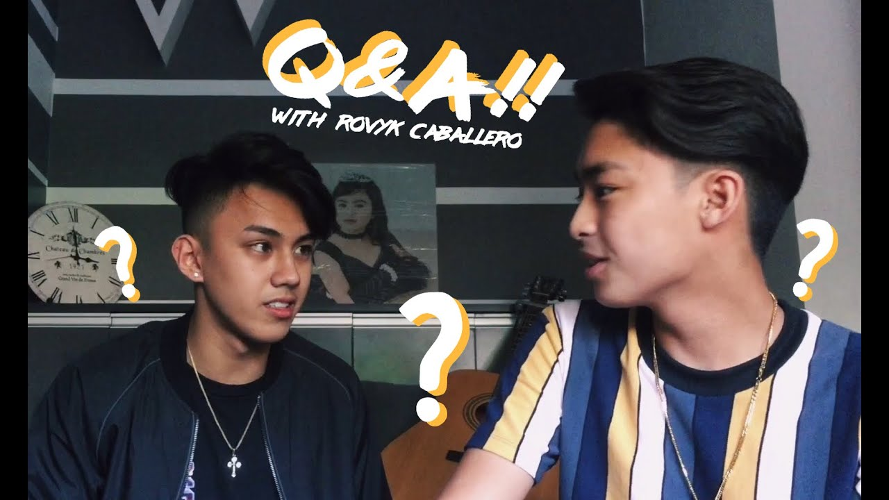 Q&A WITH MY BESTFRIEND | re-upload