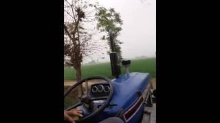 Farmtrac 60 sukha kharoud da
