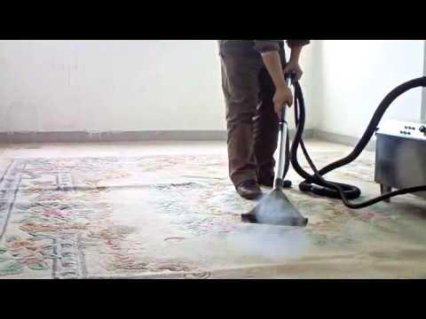 Steam Vacuum Carpet Cleaning Machine