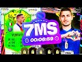 WHAT A CARD THIS IS!! 94 PATH TO GLORY VERRATTI!! 7 MINUTE SQUAD BUILDER - FIFA 21 ULTIMATE TEAM