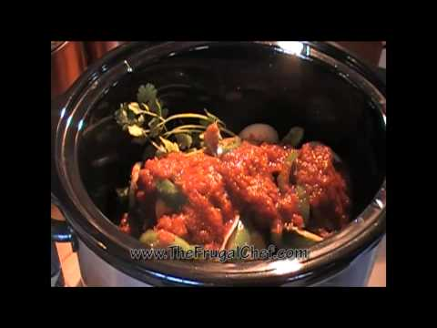 How To Make Latin Style Pork Loin In The Slow Cooker