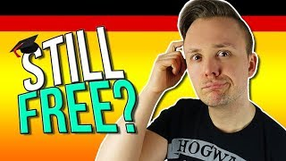 Is Studying In Germany REALLY Free In 2018? 🎓🏫 Get Germanized
