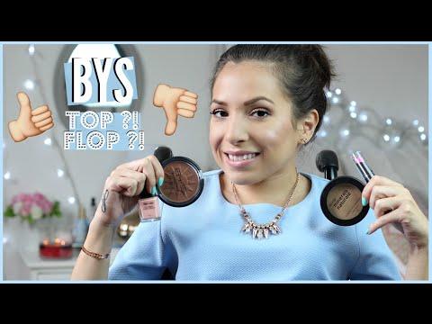 ♡ Top ou Flop ?! BYS Maquillage (Petits prix !)