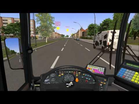 OMSI 2: Spandau Line 130 (To Ruhleben)(FULL ROUTE)(HD)
