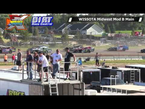 Viking Speedway 7 6 14 WISSOTA Midwest Modified Races