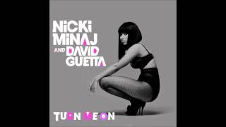 David Guetta ft. Nicki Minaj - Turn Me On - Male Version HD
