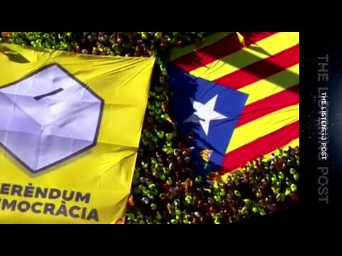 Catalonia referendum: One country, two stories - The Listening Post (Full)