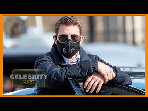 TOM CRUISE ENFORCES COVID RULES on SET - Hollywood TV