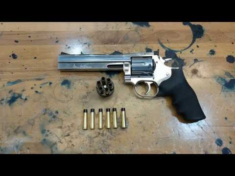 Airsoft Tutorial- How to Build Multi-BB Revolver 'Ratshot' Shells