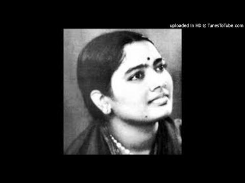 DK Pattammal - singAra vElavan - Anandabhairavi - pApanAsam sivan