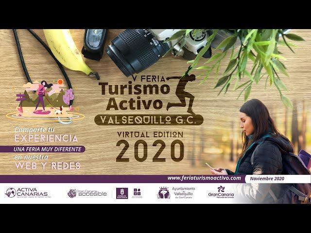 V Feria de Turismo Activo de Valsequillo de Gran Canaria   Senderismo en familia