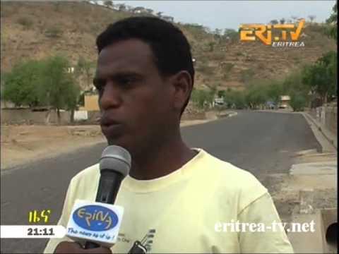 Eri TV News - Inhabitants of Dengolo Tahtai express satisfaction with telecommunication service