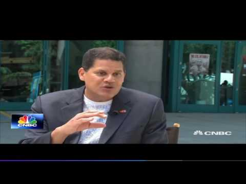 E3 2017 - Reggie Fils Aime: CNBC Interview