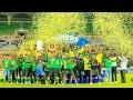 SIMBA 0-1 YANGA | Sherehe za ubingwa Yanga wakikabidhiwa taji lao | Ngao Ya Jamii 25/09/2021