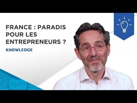 En 3 Minutes - La France, un paradis pour les entrepreneurs?
