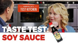 Our Taste Test of Soy Sauce