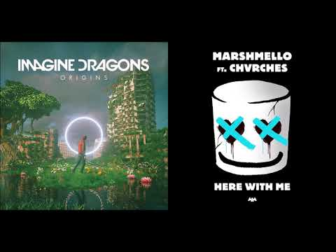 Machine With Me - Imagine Dragons Vs Marshmello & CHVRCHES (Mashup)