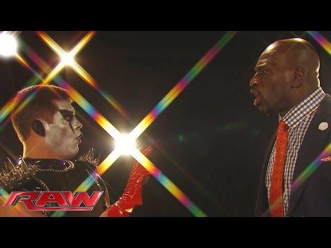 Titus O'Neil Unterbricht Stardusts Kosmischen Wutausbruch: Raw – 7. Dezember 2015