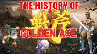 The History of Golden Axe -- arcade/console documentary
