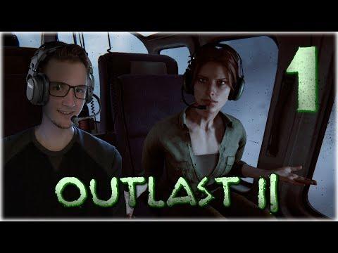 Let´s play Outlast 2 #001 [Deutsch] [Facecam] [Full-HD]