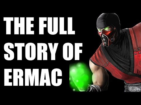 The Full Story of Ermac - Before You Play Mortal Kombat 11