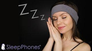 ASMR - SleepPhones Unboxing & Review // Headphones for ASMR and Sleep
