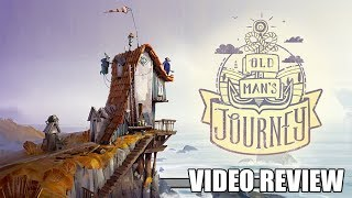 Review: Old Man's Journey (Switch) - Defunct Games