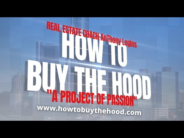 Watch 'HOW TO BUY THE HOOD' on REH TV - How To Buy Properties With Seller Financing' - MUST SEE