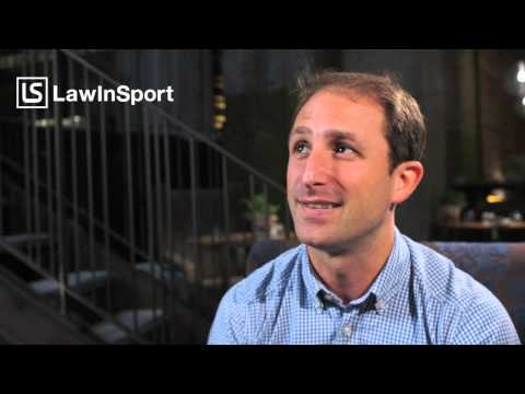 Career Advice from a Sports Lawyer - Video Interview with Daniel Geey - Football - LawInSport TV
