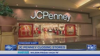 JC Penny closing stores