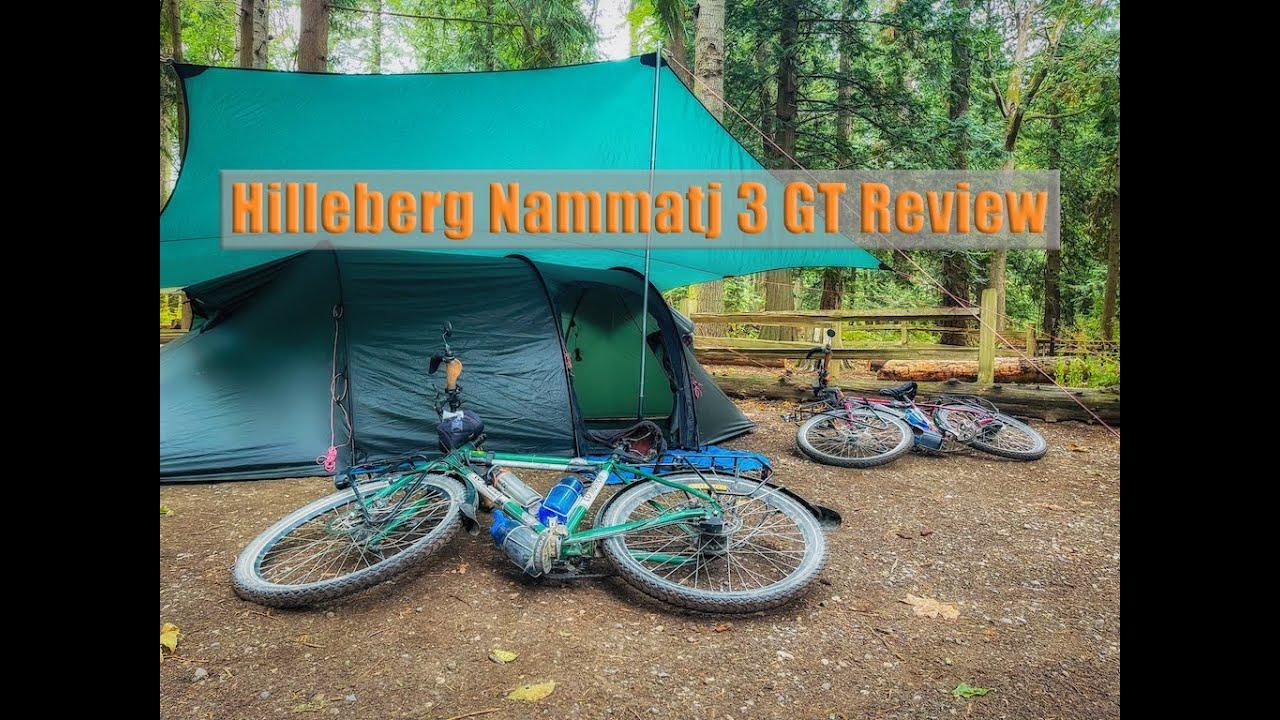Hilleberg Nammatj 3 GT Quick Review & Hilleberg Nammatj 3 GT Quick Review - YouTube