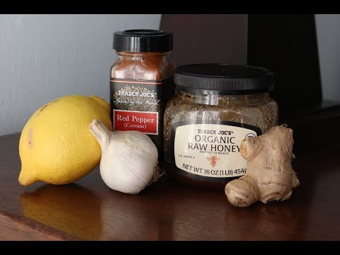 Flu Bomb: Natural Cold and Flu Remedy