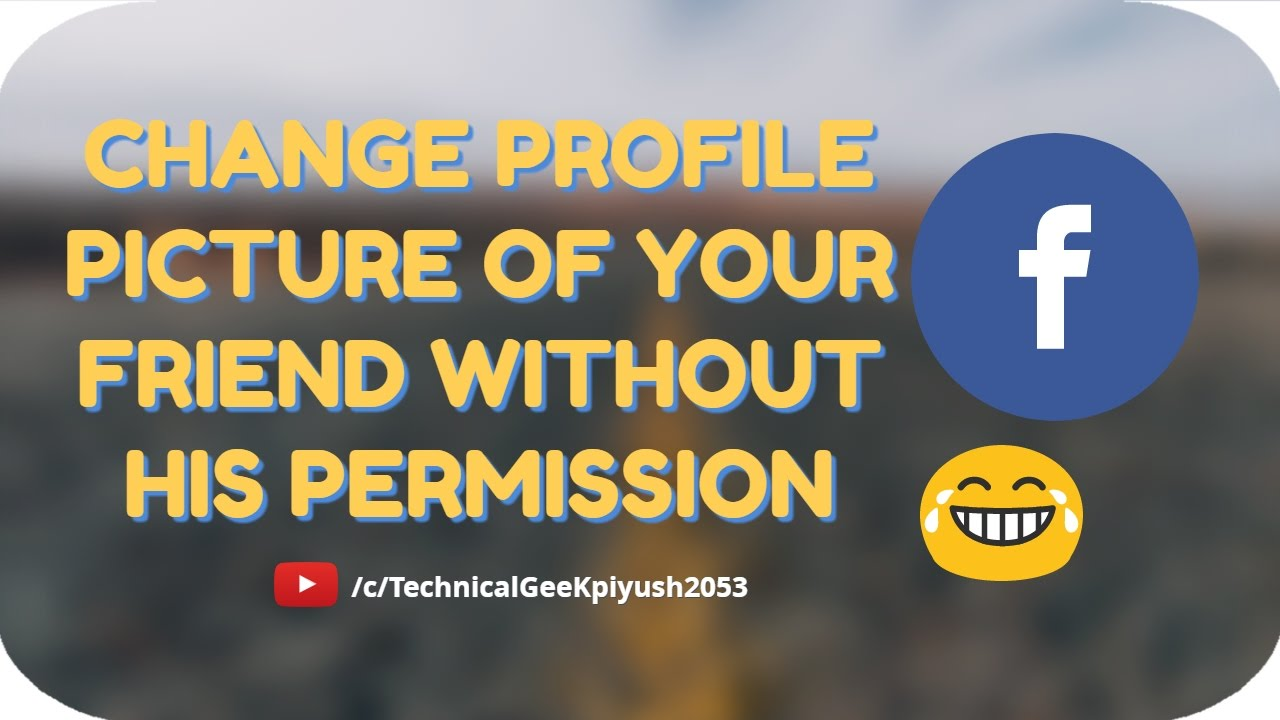 how to change your profile picture on facebook without cropping