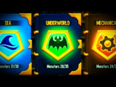 Underworld Library Book Analysis, Best Legends for attack, deny, support - Team Wars!