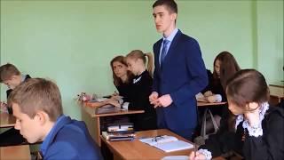 Открытый урок по литературе (учитель Ныркова Е.В.)