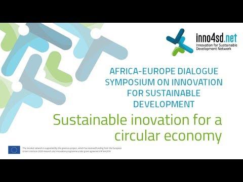 inno4sd Symposium Pretoria | Panel 2 - Mr. Malcolm Whitehouse (30 November)