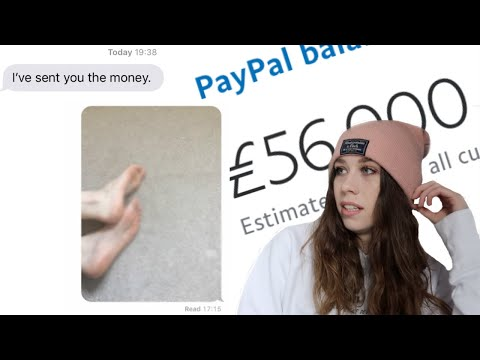 I Sold Feet Pictures For A Week And Made £____