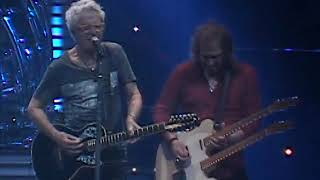 "Reo Speedwagon performing ""Time For Me Too Fly"" at the MPAC Mayo Pe..."